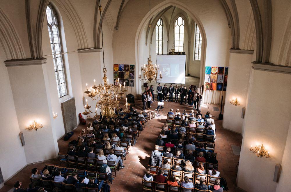 PASSIO-Schultreffen am 6. April 2017 / Foto: Patrick Slesiona / www.patrickslesiona.de